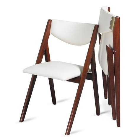 dining room folding chairs oooh look at this modern take on a folding dining chair