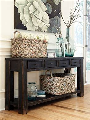 decorating a sofa table sofa table for the entry way or the