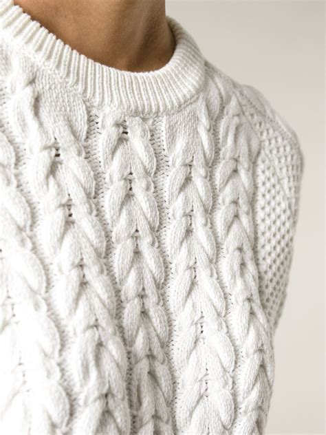 knit sweaters white cable knit sweater www imgkid the