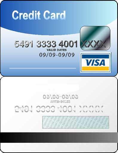 make a credit card free credit card id card