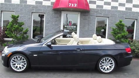 2007 Bmw Convertible by 2007 Bmw 328i Convertible Sport