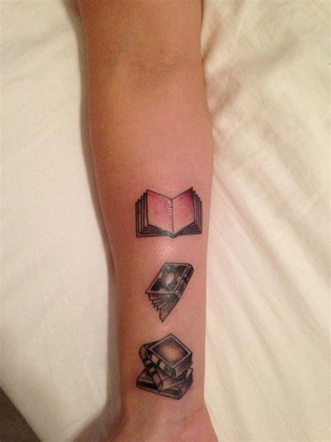 book tattoos pictures book on wrist tattoos i don t