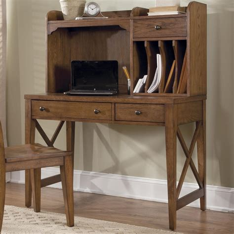 writing desk with hutch writing desk with hutch by liberty furniture wolf and