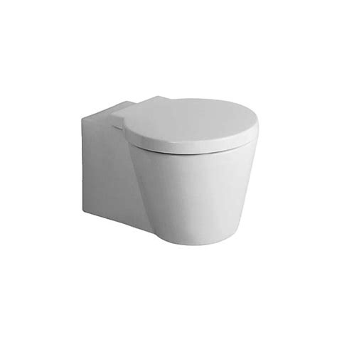 Starck 1 Duravit Toilet by Duravit Starck 1 Wall Mounted Toilet With Seat Cover