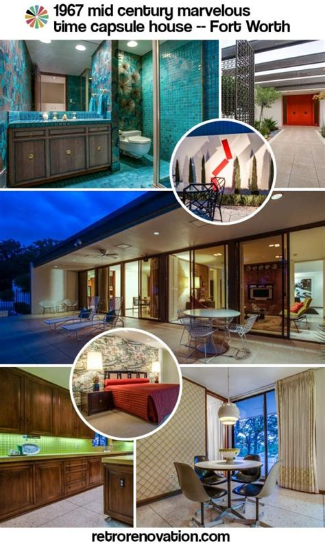 time capsule homes time capsule homes archives retro renovation