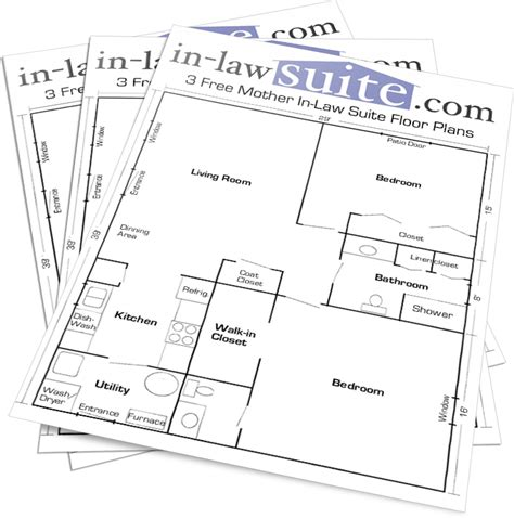 House Plans With Mil Apartment subscribe to our mailing list mother in law suite floor