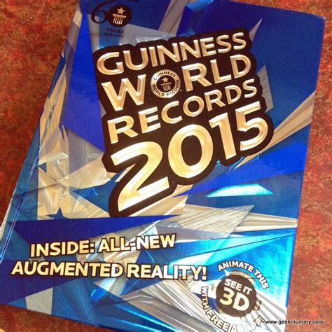 pictures of guinness book of world records celebrating 60 years of the guinness world records book