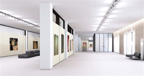 gallery design the interior design of the tower project in