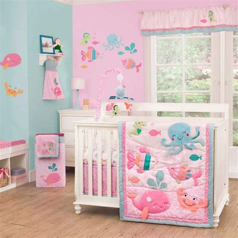 the sea crib bedding the sea 4 baby crib bedding set by carters