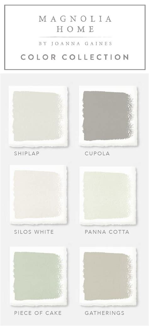 paint colors recommended by joanna gaines interior design ideas home bunch interior design ideas