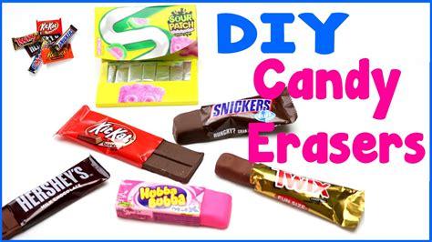 unique crafts diy crafts 6 easy diy erasers cool unique craft