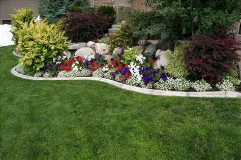 flower gardening 101 flower bed ideas for front of house gardening flowers