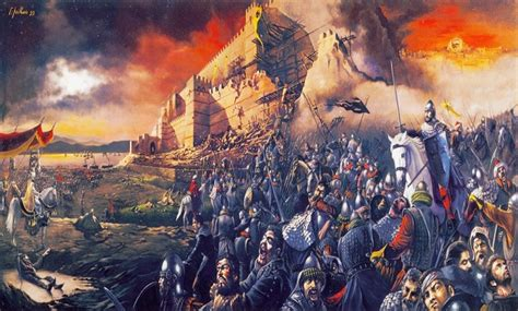 ottoman turks 1453 facing islam the fall of constantinople 29 may 1453
