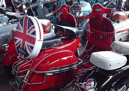 Foto Modifikasi Vespa Sport by 750 Modifikasi Vespa Modifikasi Motor Sport