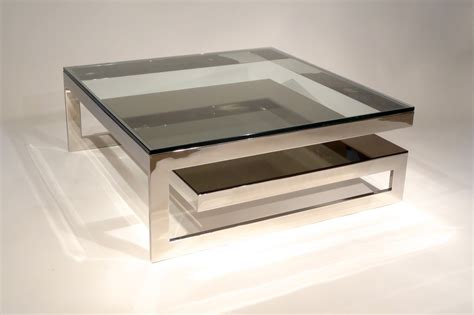stainless coffee table coffee table extraordinary stainless steel coffee table