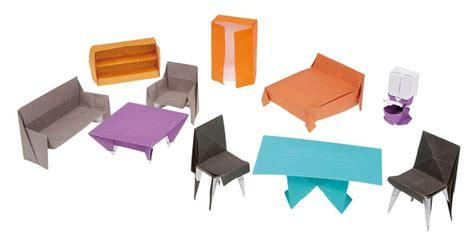 furniture origami mini origami furniture http www ikuzoorigami mini