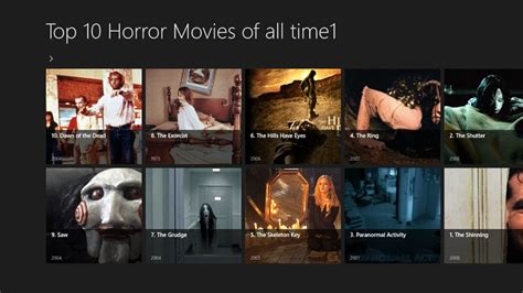 top 10 of all time animated horror gifs apps windows