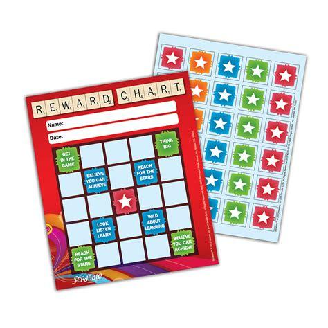Scrabble Mini Reward Charts Eureka School