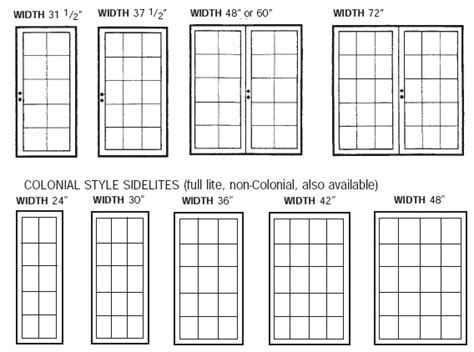 door sizes exterior exterior door sizes newsonair org