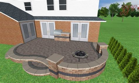 brick patio ideas brick paver patio ideas landscaping gardening ideas