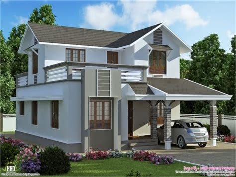 2 storey house design of two storey residential house home design and style