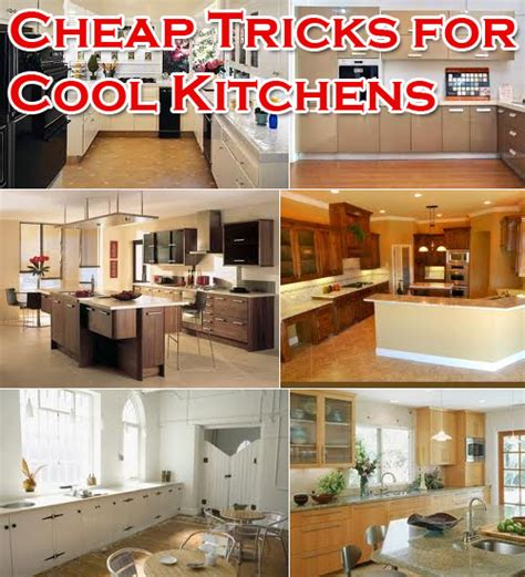 inexpensive kitchen remodeling ideas cheap kitchen remodeling ideas