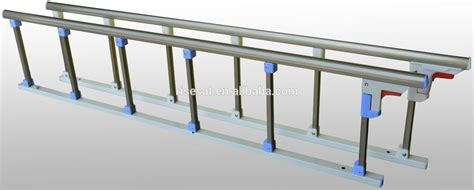 side bed rails for bed stainless steel hospital bed side rails hospital bed