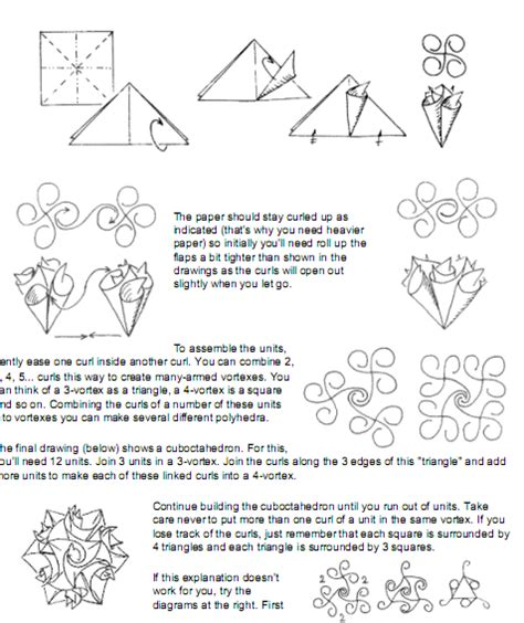 origami theory free origami free origami books