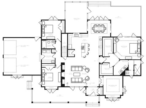 small luxury home floor plans small luxury modern house plans home deco plans