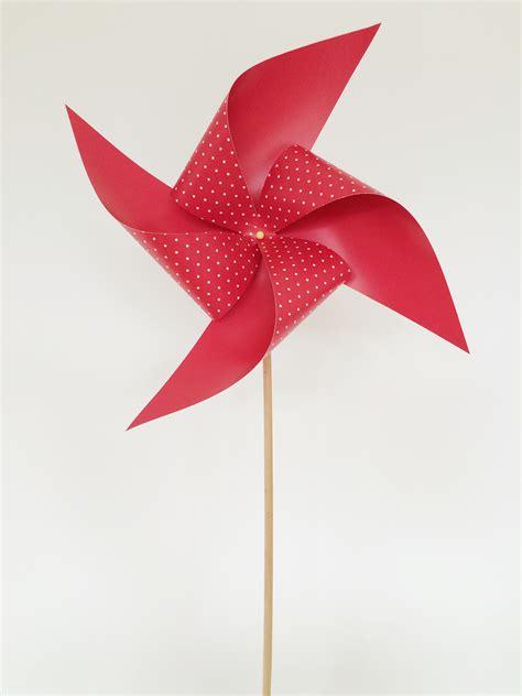 The Summer Craft Paper Windmill Babyccino