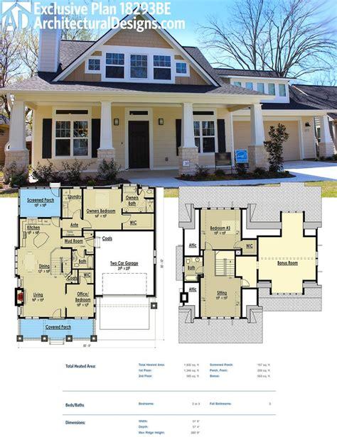 bungalow style home plans best 25 bungalow house plans ideas on