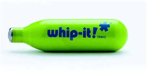 Whip It! Brand Whipped Cream Chargers