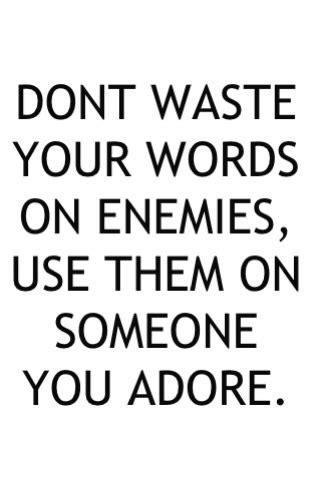 words on them use your enemy s to catch a snake by proverbs like