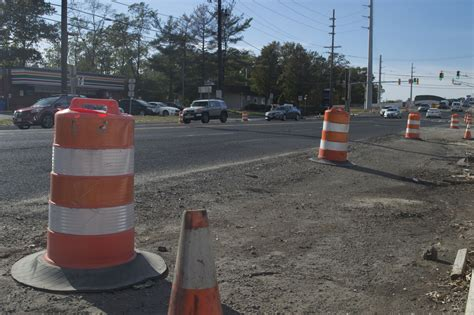 Garden State Roofing Construction On Brick Parkway Interchange 91 Will Resume