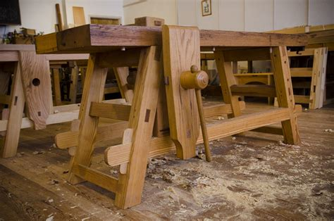portable woodworking bench the portable moravian workbench at the woodwright s school