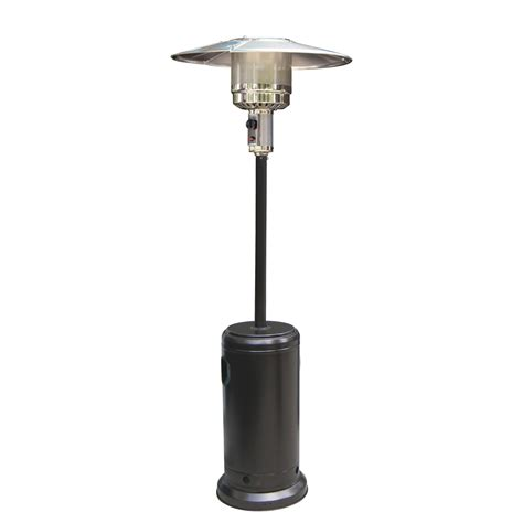 gas heaters patio bronze powder coated hammered steel outdoor bbq gas patio