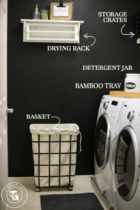 laundry room detergent storage stylish laundry room storage ideas a owl