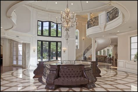 bel air mansion with foyer pricey pads