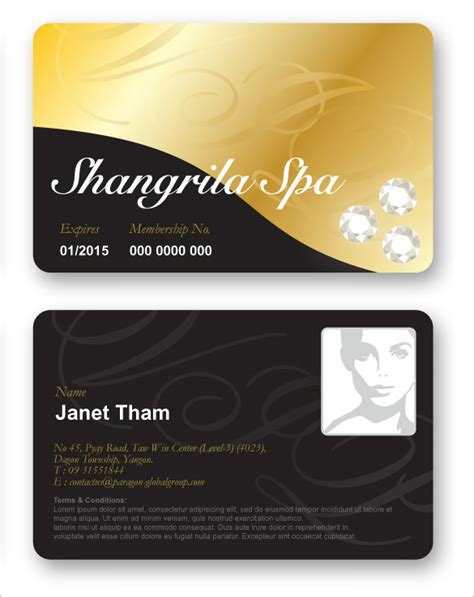 make membership cards free membership card template 31 free printable word pdf