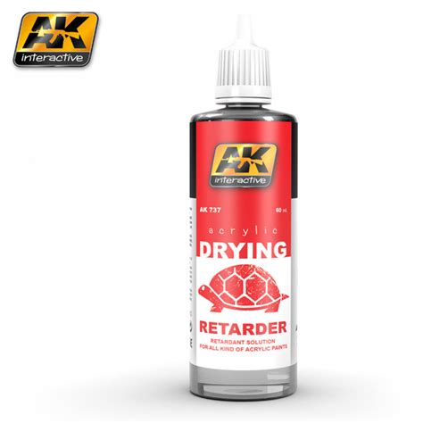 acrylic painting retarder acrylic drying retarder retardant solution for acrylic paints