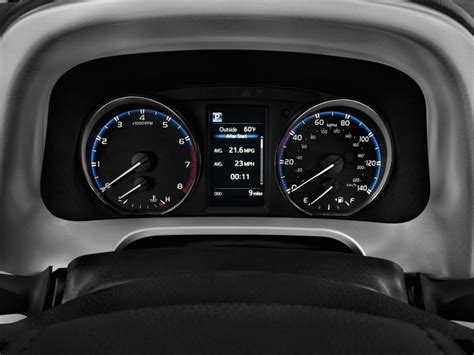 vehicle repair manual 2011 toyota rav4 instrument cluster image 2016 toyota rav4 fwd 4 door xle natl instrument cluster size 1024 x 768 type gif