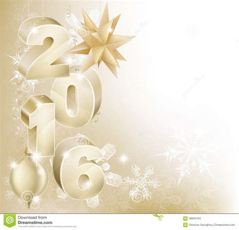 decorations images background 2016 new year decorations background stock