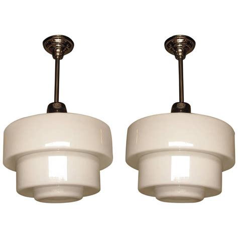 Electrical Light Fixtures 1920s Schoolhouse Electric Lighting Fixtures At 1stdibs