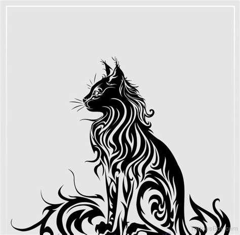 cat designs animals tattoos designs pictures page 100
