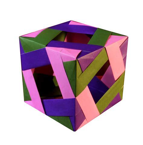 modular cube origami cube with square windows r gurkewitz b arnstein
