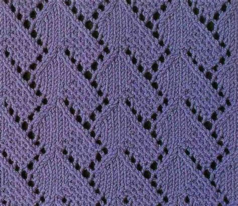 knit lace knitting stitches creatys for