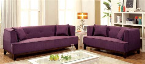 purple living room furniture sofia purple living room set cm6761pr sf pk furniture of