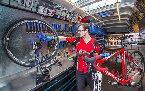 Garage Shop Design Ideas velofix the sprinter as a mobile bicycle workshop myvan