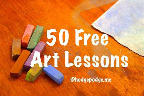 free drawing lessons pastels plus links to tutorials hodgepodge