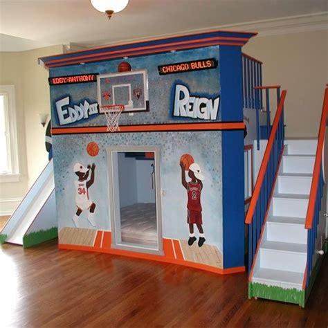 3 bedded bunk beds basketball stadium loft bed basketball
